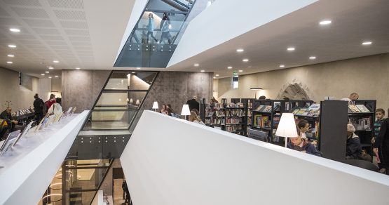 Mediatheque Montbrison_interieur