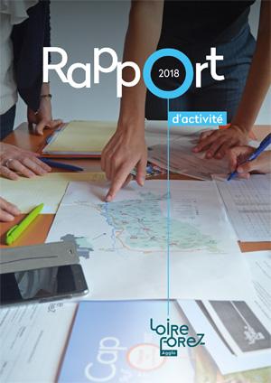 2018 Rapport activite Loire Forez agglo