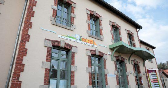 Hotel entreprises REZO exterieur
