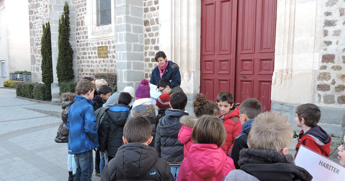 PAH - visite scolaires