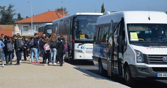 Transports scolaires_SaintJust SaintRambert