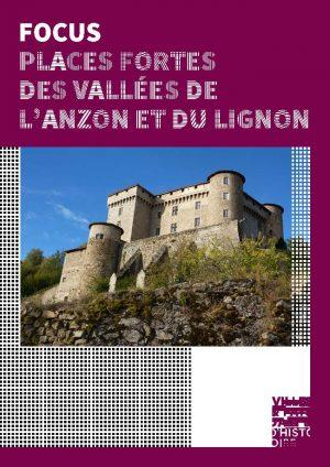 Focus - Places fortes des vallées de l'Anzon et du Lignon