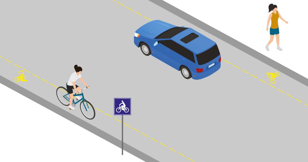 Pistes cyclables Montbrison