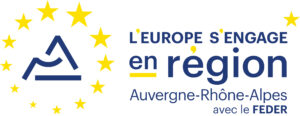 Logo Europe s_engage en region avec FEDER